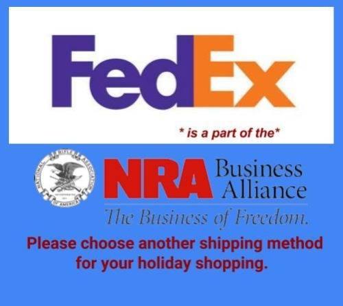 FedEx NRA